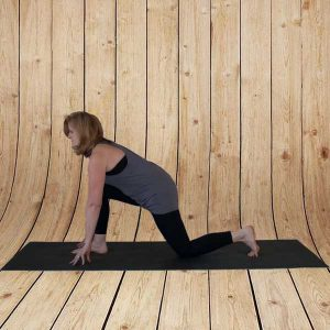 yoga pose low lunge with variations  kick it up coaching